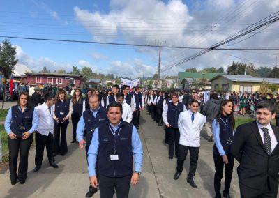Desfile Aniversario Gorbea 2019