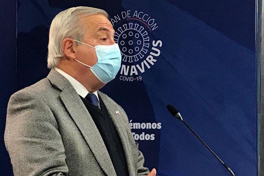 Jaime Mañalich abandona del Ministerio de Salud